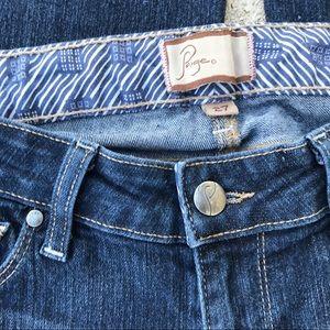 PAIGE Jeans - PAIGE Canyon Flare Jeans Denim Size 27